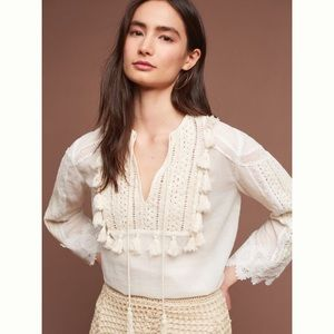 Sam Love Arya Peasant Top
